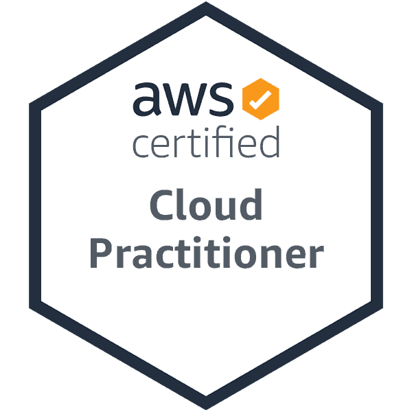 AWS Badge Cloud Practitioner