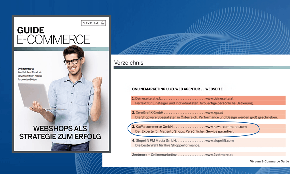 Titelblatt viveum ecommerce guide 2020